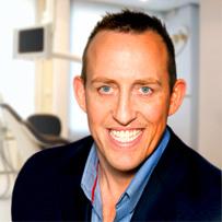 Dentist Graham Tinkler